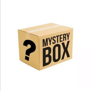 Teen mystery box size small! Includes 5 items